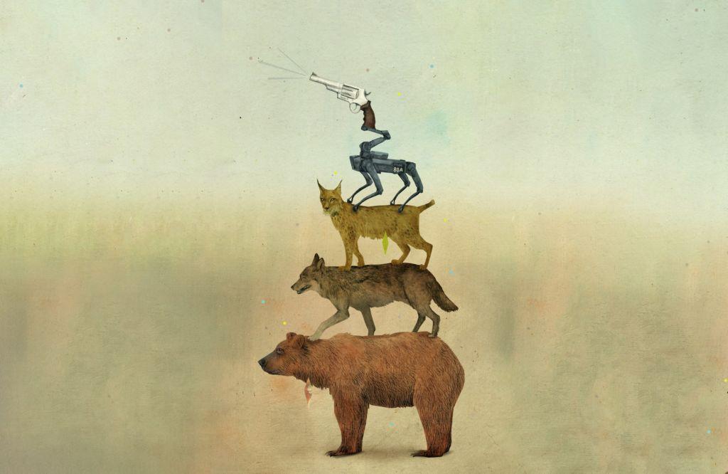 Marco Wagner: Wilde Tiere