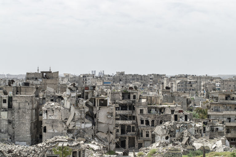 Flight, Destruction, Torture – The Syrian Humanitarian and Economic Crisis